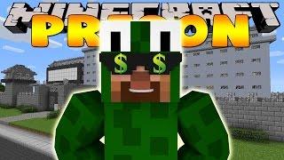 MINECRAFT: WINNING THE PRISON LOTTO!