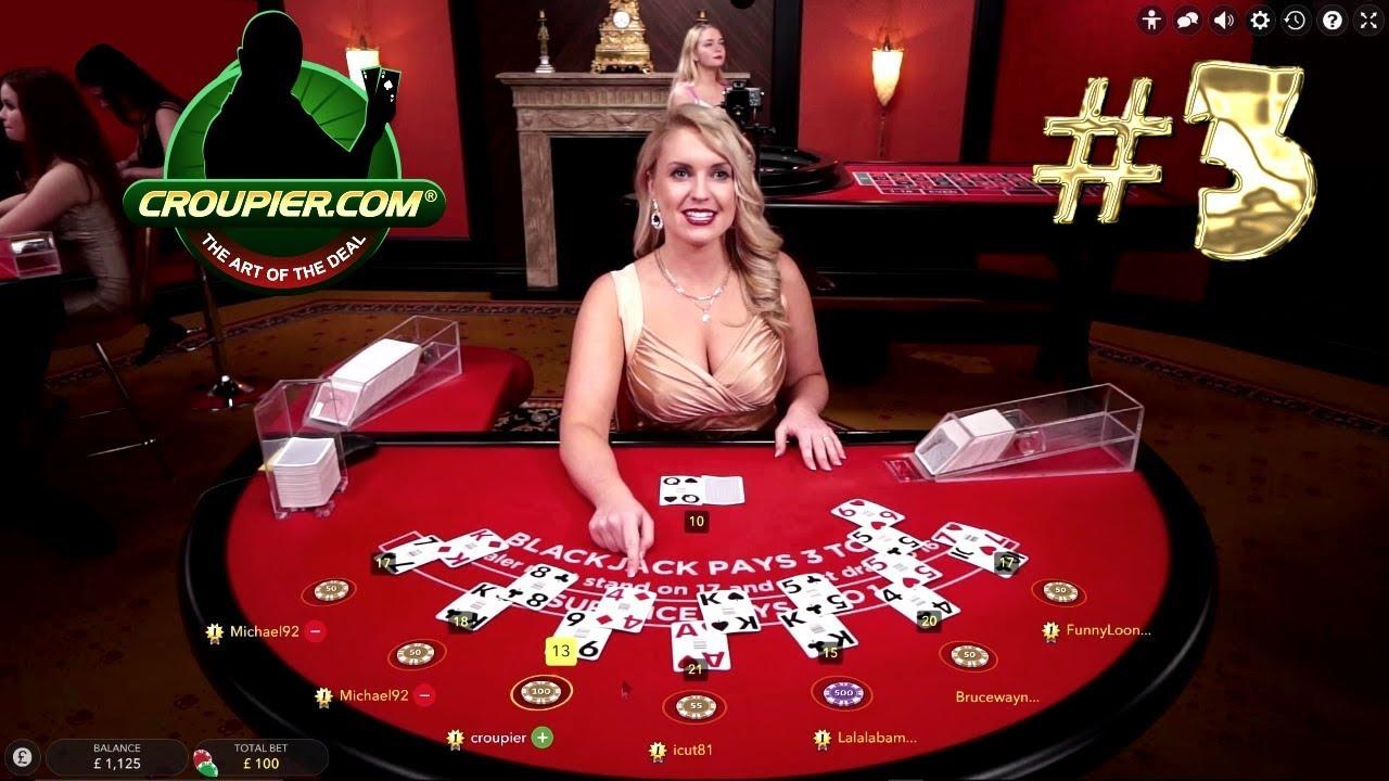 Blackjack challenge odds