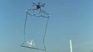 警視庁、迎撃ドローン運用開始へ=全国初、網使い空中で捕獲