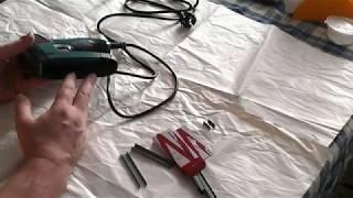 строительный степлер Hammer HPE20