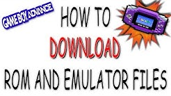 How To Download GBA Roms and Emulators on PC