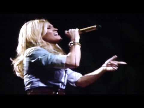 Carrie Underwood - Temporary Home - MGM Grand Foxwoods 3/20/10