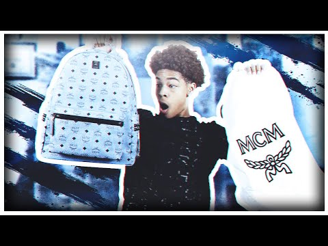 MCM BACKPACK UNBOXING🔥🔥🔥