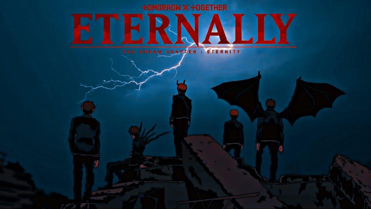 (SUB ESPAÑOL) ETERNALLY MV - TXT