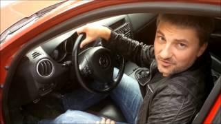 видео Экстренное прерывистое торможения автомобиля Урок