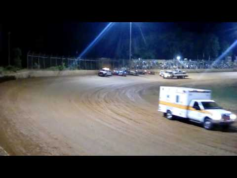Stock 4 Main Harris Speedway 5/28/16