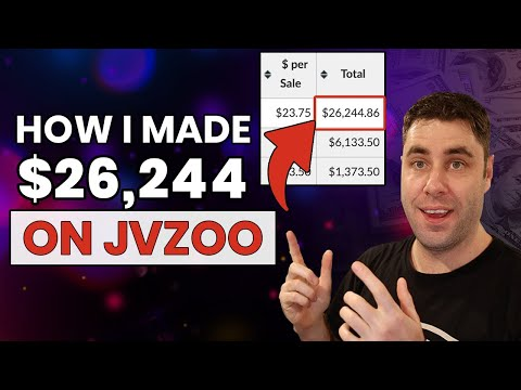 JVZoo Affiliate Marketing Tutorial: Make Money With JVZoo In 2020 (Beginner Guide)