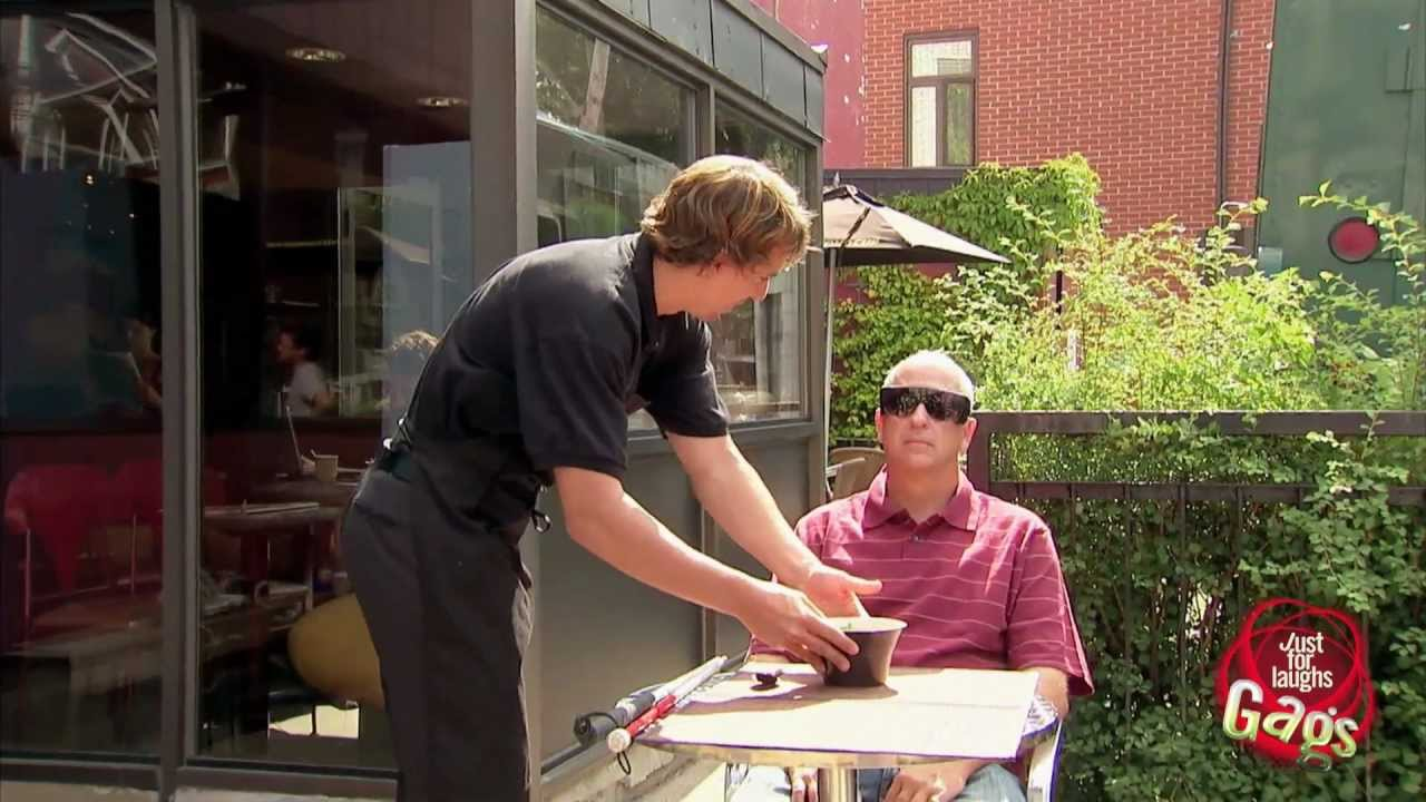 Blind Man Eats Bird Poop Soup Youtube