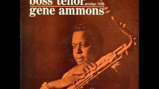 "Gene Ammons 04 ""Canadian Sunset"""