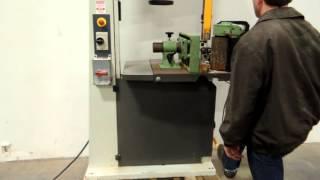 Laguna Tools Lt28 Vertical Bandsaw With Resaw Feeder