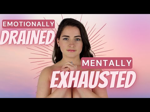 Mentally Exhausted: Always Feeling Tired Is Not Cute