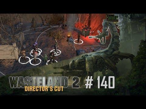 Wasteland 2 Directors Cut #140 - Ein Gewehr im Grab - Let's Play [Ranger]