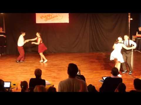 Halbfinale Rayan & Annika / Andrii & Alevetina