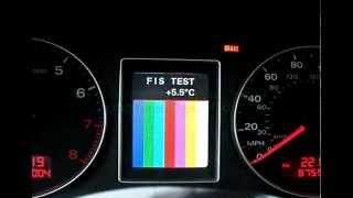 VFIZ for Audi A4 B6/B7