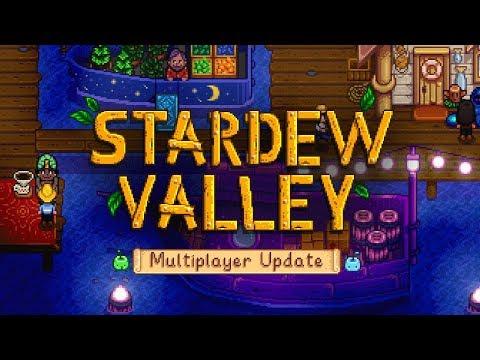 Stardew Valley - Stardew Valley 1 3 (Multiplayer Update) is now