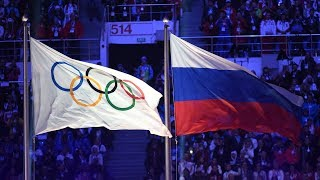 Russia: WADA speaks after giving country four-year ban for doping offences – watch live