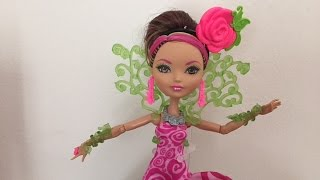 Way Too Wonderland Briar Beauty Doll Review [EVER AFTER HIGH]