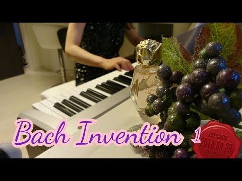 Invention No. 1 in C major  J. S. Bach