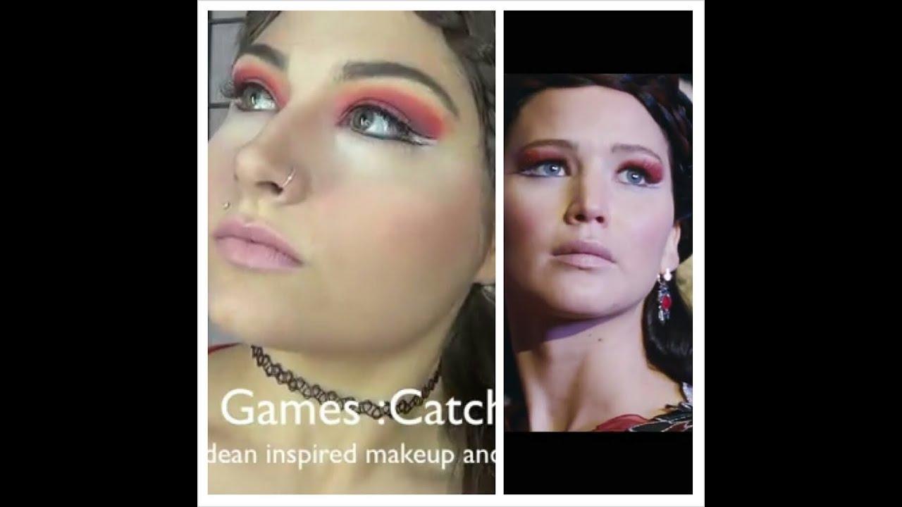 the hunger games catching fire katniss everdeen inspired