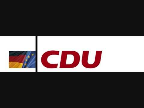 Wähl auch du CDU!