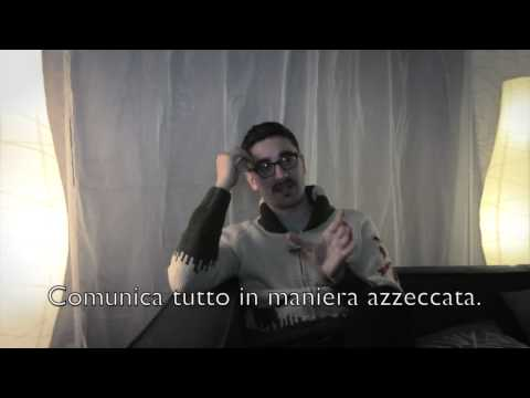 2 minutes with: alt-j. Gus talks about time travel, literature, arts & Italy!