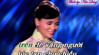 karaoke DUYÊN KIẾP song ca với Thúy Nga