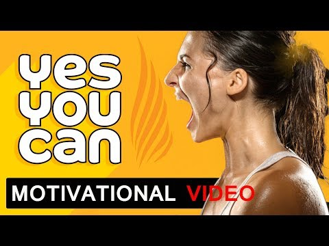 YES I CAN !!! Best – Motivational Video For Students