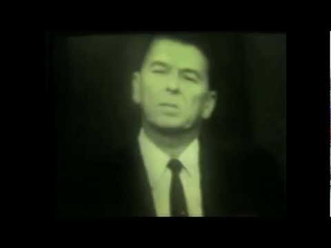Ronald Reagan's Last Warning to the Future