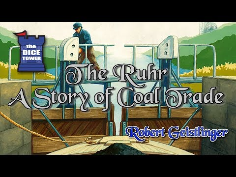 The Ruhr: A Story of Coal Trade Review - with Robert Geistlinger