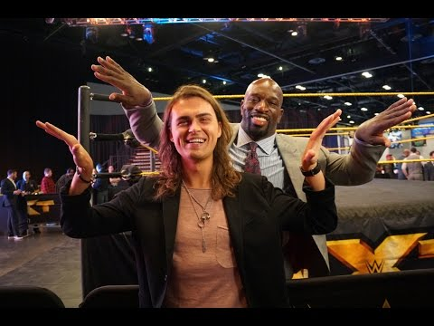 Titus O'Neil In His FIVE THOUSAND Dollar Custom Suit!