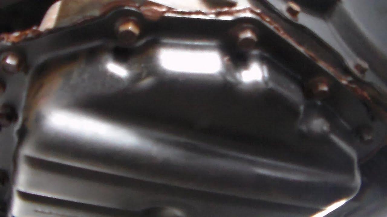 How To Change Transmission Filter And Gasket 2005 Dodge