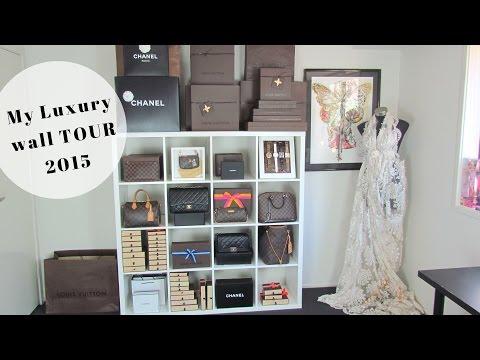 My Luxury Wall TOUR♡