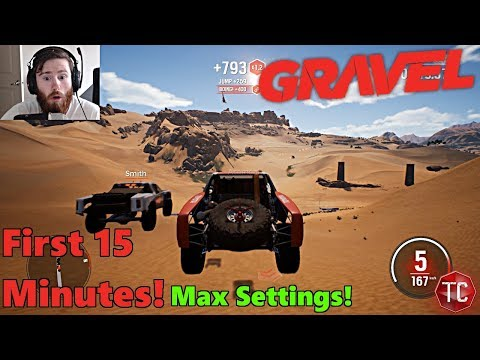 Let's Try: GRAVEL - First 15 Minutes Gameplay, PC, ULTRA SETTINGS