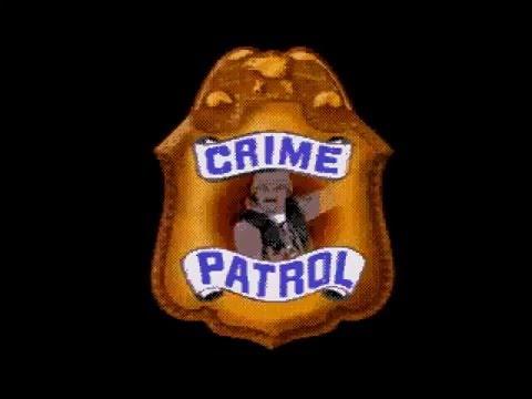 Crime Patrol (Sega CD) (Intro & Theme Song)