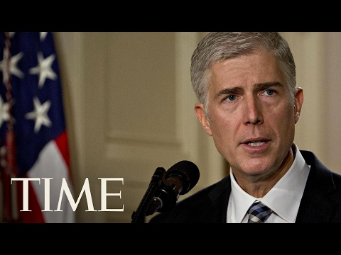 Trump's Supreme Court Nominee, Neil Gorsuch: What To Know | TIME