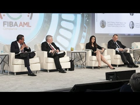 2018 FIBA AML Compliance Conference: Correspondent Banking — Where Do We Go From Here?