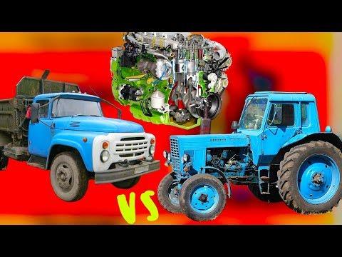 Почему дизельный автомобиль