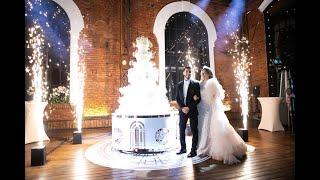Большой торт на свадьбу в Москве от Армины Брумм. Любые торты на заказ, любого вкуса и цвета