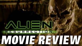 ALIEN: RESURRECTION (1997) Movie Review