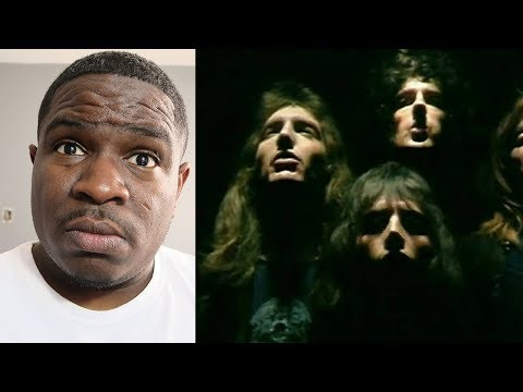 FIRST TIME HEARING Queen - Bohemian Rhapsody (Official Video) REACTION