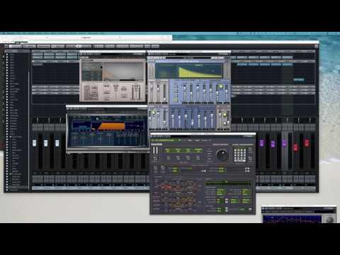 Mixing A Live Band Recording - Part 1