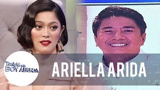Ariella Arida clarifies that she never had romantic feelings for Willie Revillame | TWBA