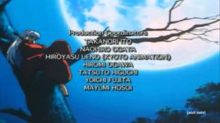 Inuyasha Ending 3 ( Part 2 ) - US Toonami Version