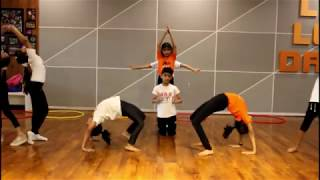 KIDS THEME DANCE/ KHOL DE PAR/ PATRIOTIC KIDS DANCE/ LIBERATION THEME/ FREEDOM THEME / RITU'S DANCE