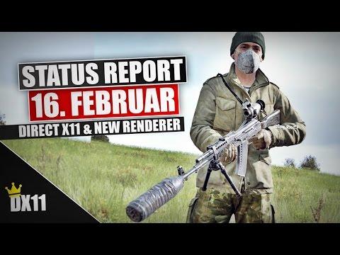 ◤Status Report 16.02.16 | DAYZ STANDALONE V0.59 | German Gameplay - Ricoo