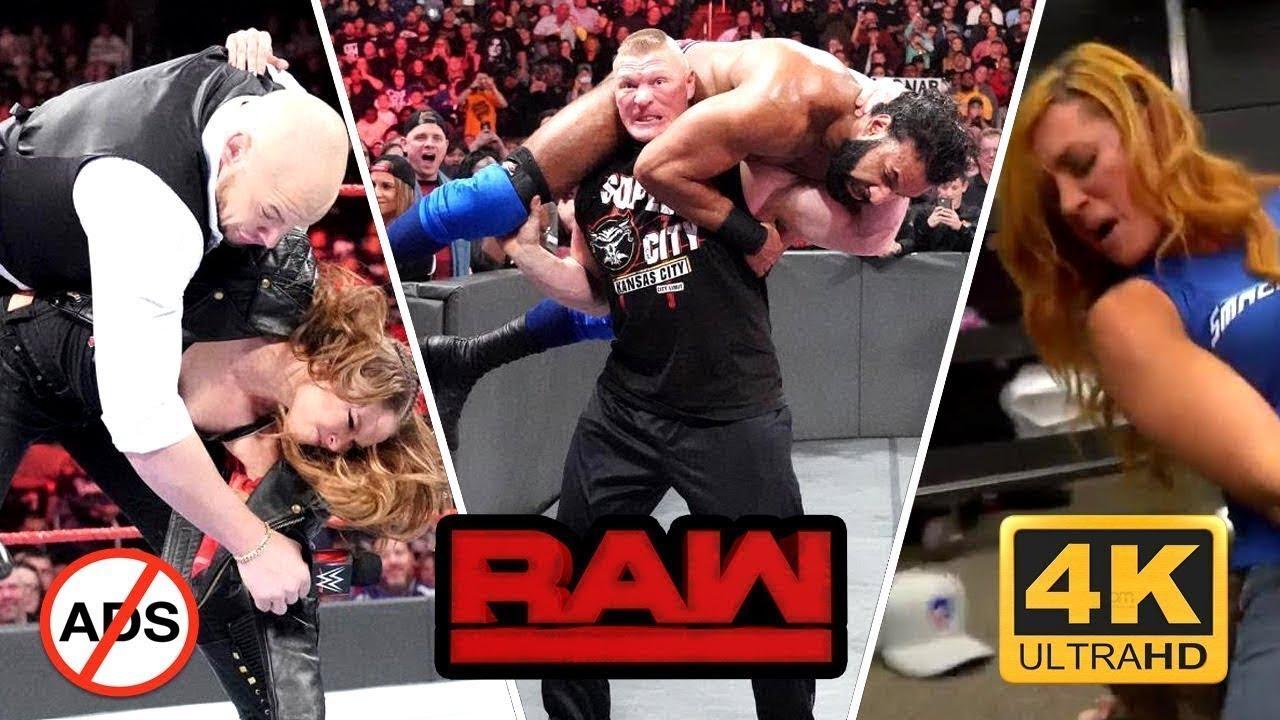 Download WWE RAW FULL SHOW 5 November 2018 - Monday Night RAW 5/11/18 Highlights