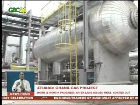Ghana Gas Project