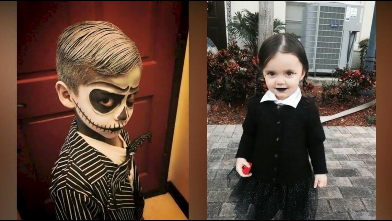رسم على الوجه للأطفال لحفلات الهالوين Easy Halloween Face Paint Ideas For Kids 2021 Youtube