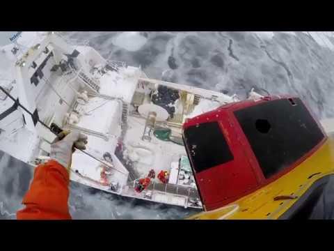 103 Sqn Marine Medevac 20 Jan 2017 200nm NE of Goose Bay
