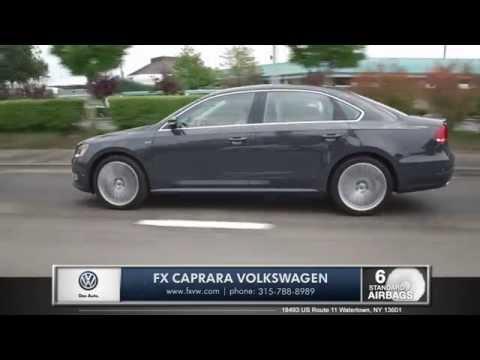 2015 Volkswagen Passat Review   FX Caprara Volkswagen in Watertown, NY